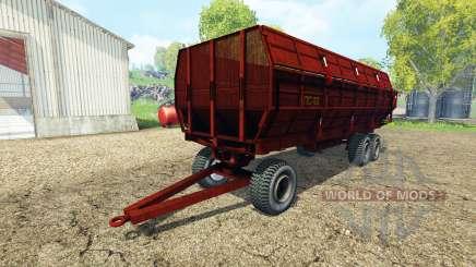 ПС 60 v2.0 для Farming Simulator 2015