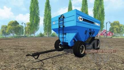 J&M 680 v3.0 для Farming Simulator 2015