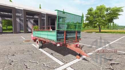 Warfama N227 v2.0 для Farming Simulator 2017