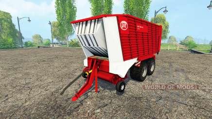 Lely Tigo PR 75 для Farming Simulator 2015