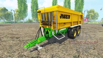 JOSKIN Trans-Space 7000-23 v4.0 для Farming Simulator 2015