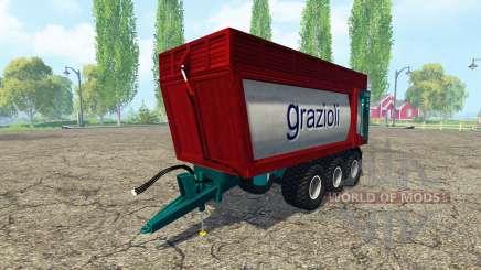 Grazioli Domex 200-6 v2.1 для Farming Simulator 2015