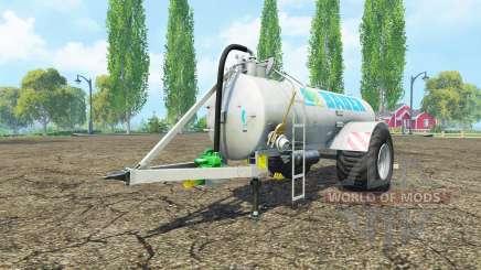 Bauer V107 v1.1 для Farming Simulator 2015