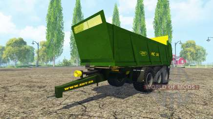 ZDT MC186 для Farming Simulator 2015
