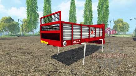 ANNABURGER HTS 22.79 для Farming Simulator 2015