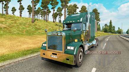 Freightliner Classic XL для Euro Truck Simulator 2