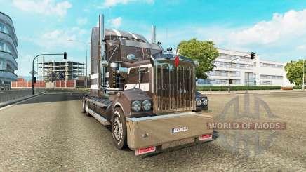 Kenworth T908 v4.0 для Euro Truck Simulator 2