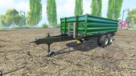 BRANTNER E 8041 long wood для Farming Simulator 2015