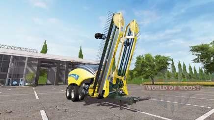 New Holland BigBaler 1290 Nadal R90 для Farming Simulator 2017
