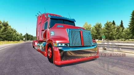 Wester Star 5700 Optimus Prime для American Truck Simulator
