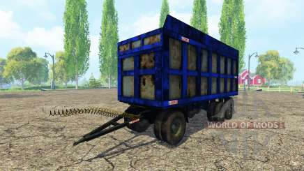 Zorzi для Farming Simulator 2015