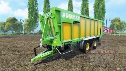 JOSKIN Drakkar 2-axis для Farming Simulator 2015