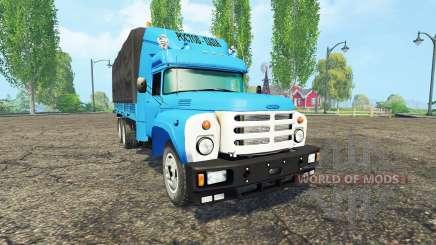 ЗиЛ 133 для Farming Simulator 2015