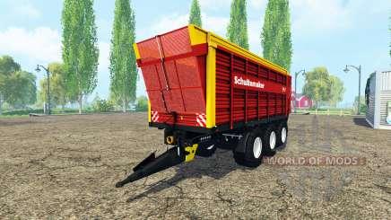 Schuitemaker Siwa 840 v2.1 для Farming Simulator 2015