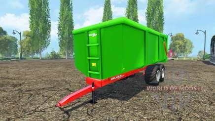 Hilken HI 2250 SMK для Farming Simulator 2015