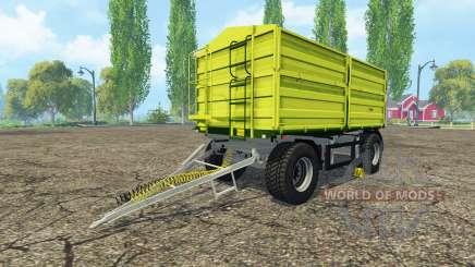 Fliegl DK 180-88 v2.0 для Farming Simulator 2015