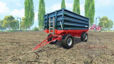 Farmtech ZDK 1400 для Farming Simulator 2015