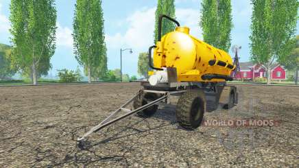 Fortschritt HW 80 для Farming Simulator 2015