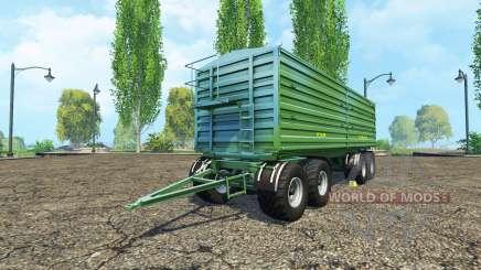 Fuhrmann FF 40000 для Farming Simulator 2015