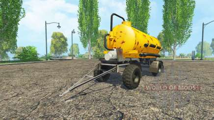 Fortschritt HW 80 v2.0 для Farming Simulator 2015
