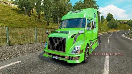 Volvo VNL 780 v4.0 для Euro Truck Simulator 2