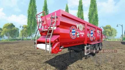 Krampe SB 30-60 FC Bayern Munich для Farming Simulator 2015