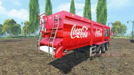 Krampe SB 30-60 Coca-Cola для Farming Simulator 2015
