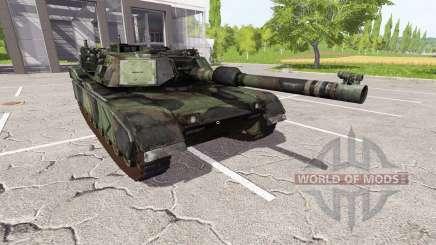 M1A1 Abrams для Farming Simulator 2017