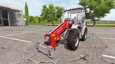 Weidemann 3080 CX 80T v1.2 для Farming Simulator 2017