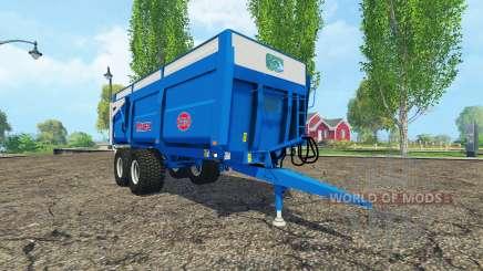Maupu Evo 18000 для Farming Simulator 2015