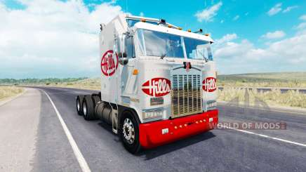Kenworth K100 v2.0 для American Truck Simulator