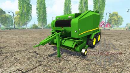 John Deere 678 v2.0 для Farming Simulator 2015