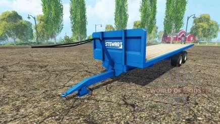 Stewart GX15FT для Farming Simulator 2015