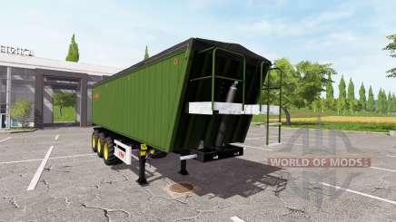 Fliegl Green Line v3.1 для Farming Simulator 2017