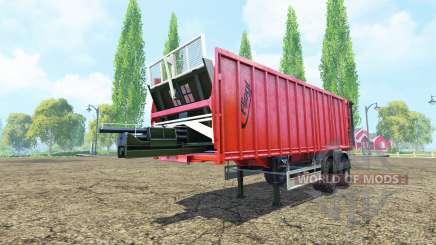 Fliegl ASS 298 v1.2 для Farming Simulator 2015