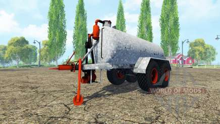 Kotte 14100l для Farming Simulator 2015