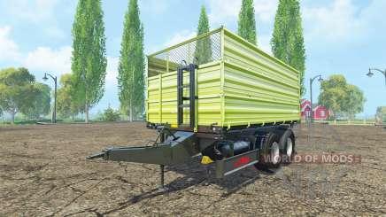Fliegl TDK 160 v1.3.2 для Farming Simulator 2015