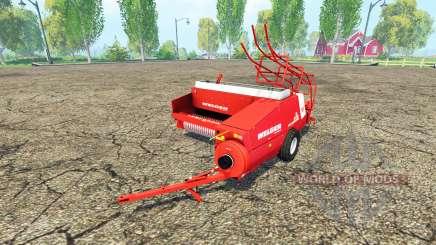 Welger AP730 v1.1 для Farming Simulator 2015