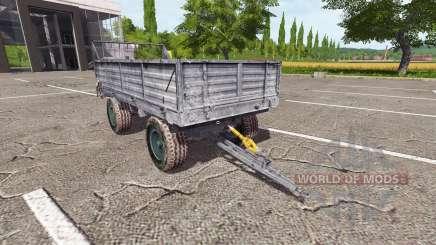 Fortschritt T087 для Farming Simulator 2017