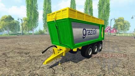 Grazioli Domex 200-6 multicolor для Farming Simulator 2015