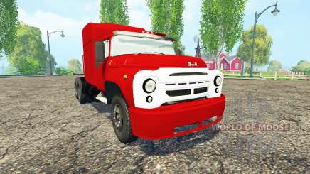ЗиЛ 130В для Farming Simulator 2015