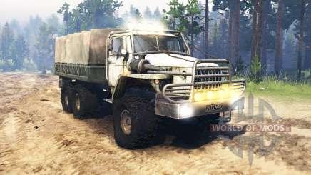 Урал 4320-10 СССР для Spin Tires