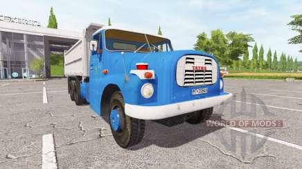 Tatra T148 S3 v1.1 для Farming Simulator 2017