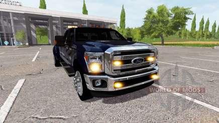 Ford F-350 для Farming Simulator 2017