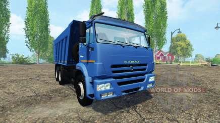 КамАЗ 6520 для Farming Simulator 2015