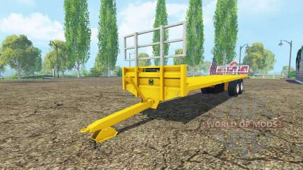 Marshall BC-36 для Farming Simulator 2015