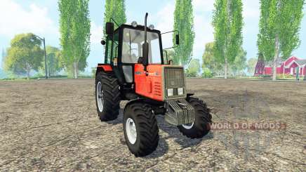 МТЗ 892 Беларус v2.0 для Farming Simulator 2015