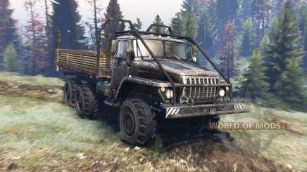 Урал 4320 v8.0 для Spin Tires