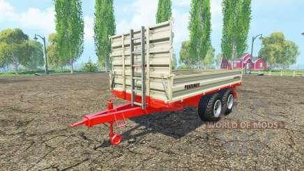 Puhringer bale trailer для Farming Simulator 2015