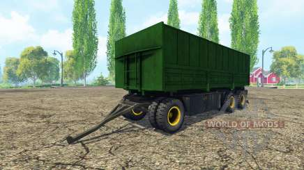 НефАЗ 8560 v2.0 для Farming Simulator 2015